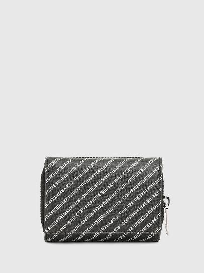 Diesel - SPEJAP, Black/White - Small Wallets - Image 1