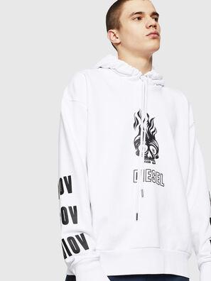 S-ALBY-A1, White - Sweatshirts