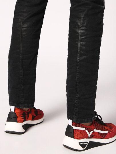 Diesel - Krooley JoggJeans 084JB, Noir/Gris foncé - Jeans - Image 7