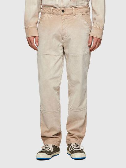 Diesel - D-Azerr JoggJeans® 069WG, Blanc - Jeans - Image 1