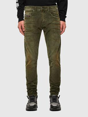 D-Strukt 069PT, Military Green - Jeans