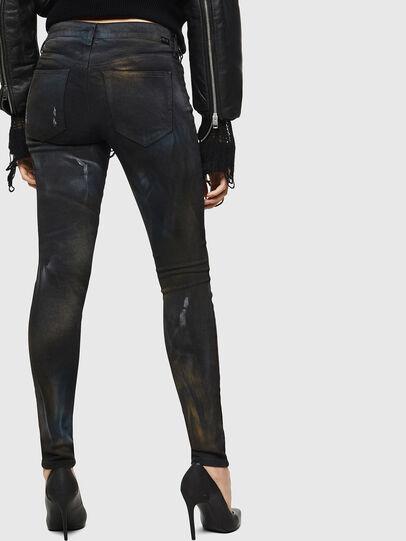 Diesel - Slandy 069IV, Black/Dark Grey - Jeans - Image 2