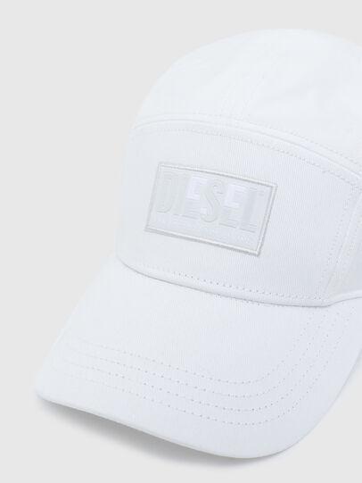 Diesel - C-SMILL, White - Caps - Image 3