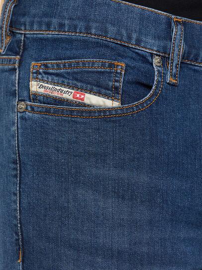 Diesel - D-Luster 009DG, Bleu moyen - Jeans - Image 5
