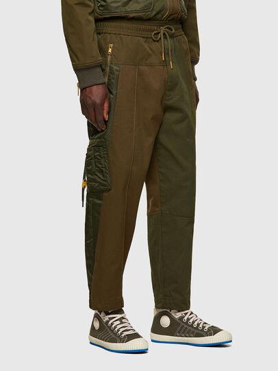 Diesel - P-BRIGGS, Vert Militaire - Pantalons - Image 3