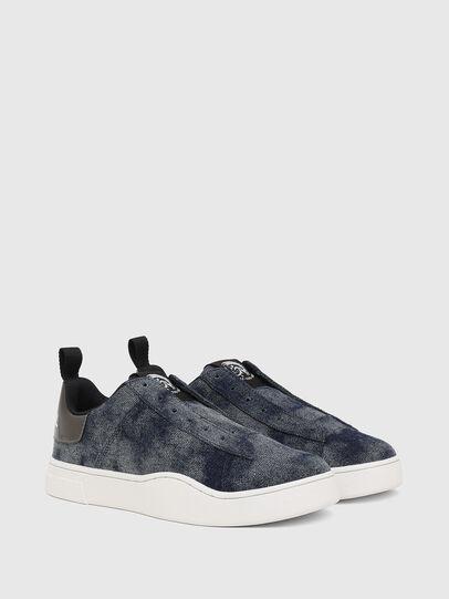 Diesel - S-CLEVER SO W, Blue - Sneakers - Image 2