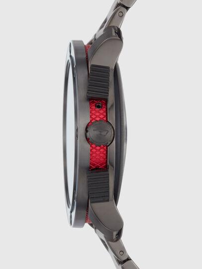 Diesel - DT2017, Gris foncé - Smartwatches - Image 3