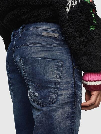 Diesel - Krooley JoggJeans 069JE, Bleu Foncé - Jeans - Image 5