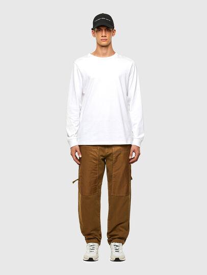 Diesel - P-TRENT, Marron Clair - Pantalons - Image 5