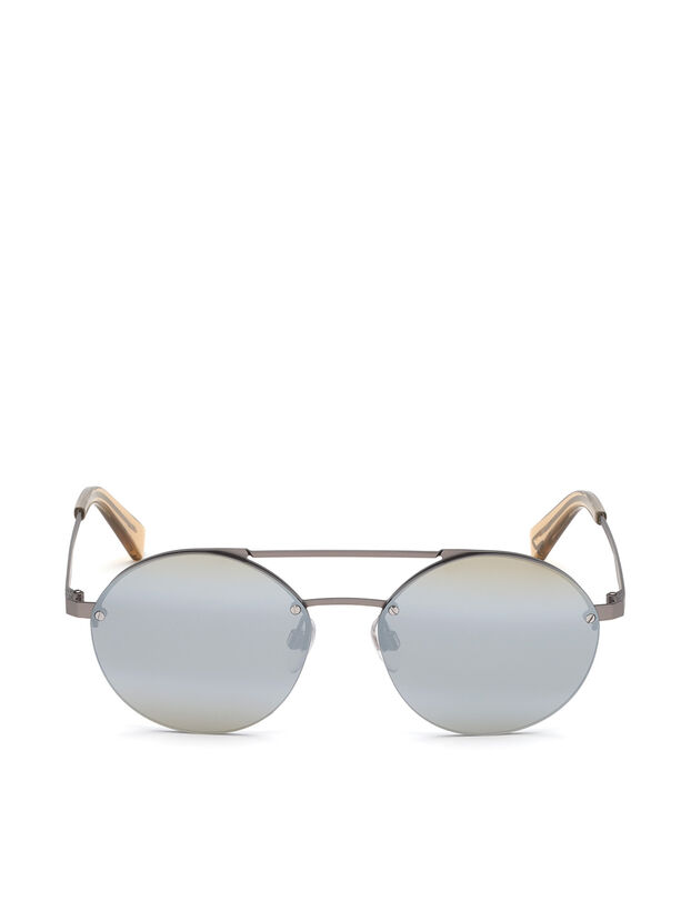 DL0275, Silver - Sunglasses