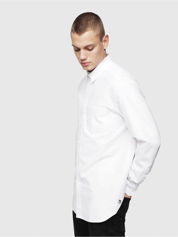 S-MOI-R, Blanc - Chemises