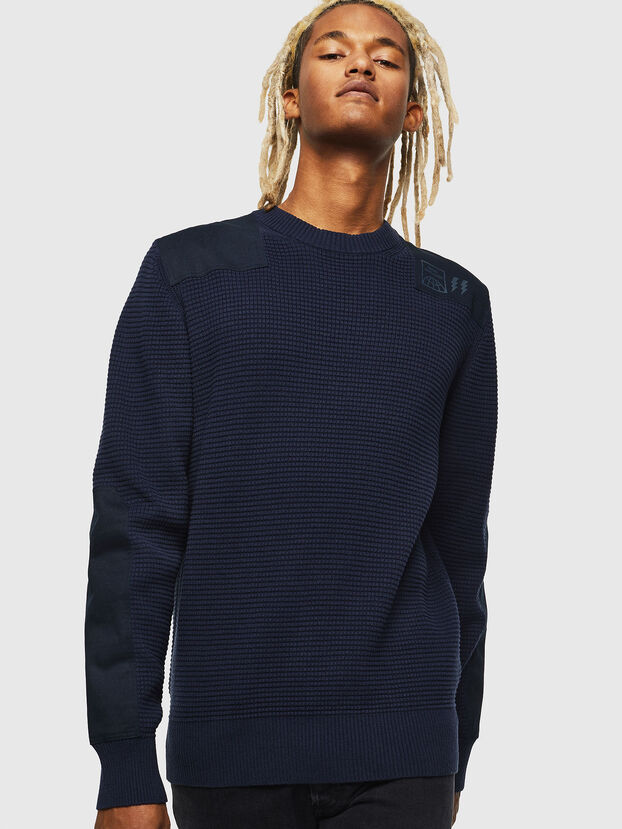 K-LESTER, Dark Blue - Sweaters