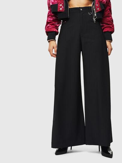 Diesel - P-ADENY, Noir - Pantalons - Image 1