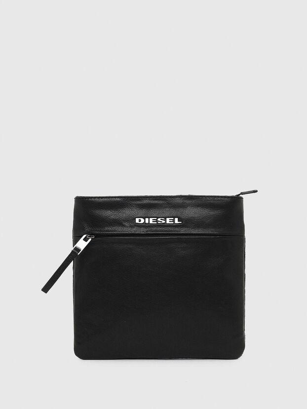 TASSYO, Black - Crossbody Bags