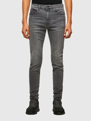 D-Amny 009NZ, Noir/Gris foncé - Jeans