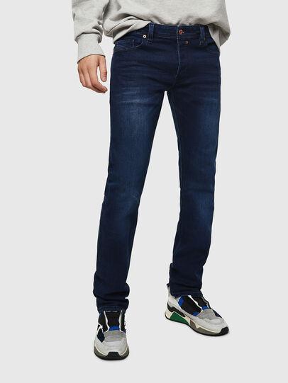 Diesel - Safado C84VG, Bleu Foncé - Jeans - Image 1