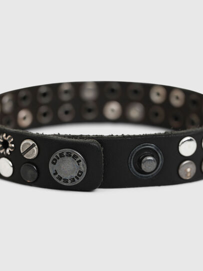 Diesel - A-GIO, Noir - Bijoux et Gadgets - Image 2