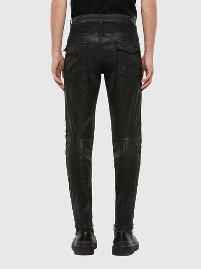 Diesel - D-Derrot JoggJeans 069QY, Noir/Gris foncé - Jeans - Image 2