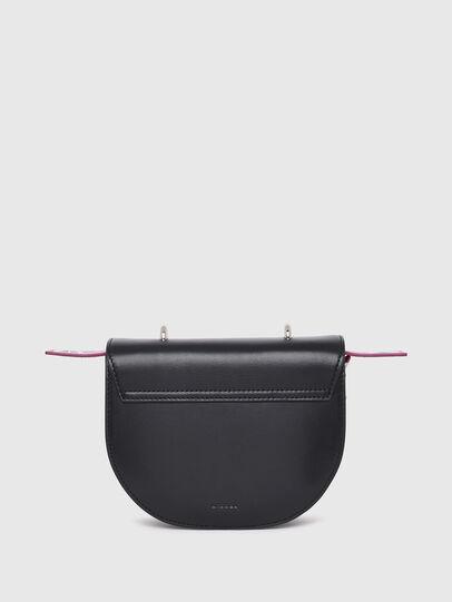 Diesel - MAGGIE BR, Black - Crossbody Bags - Image 2