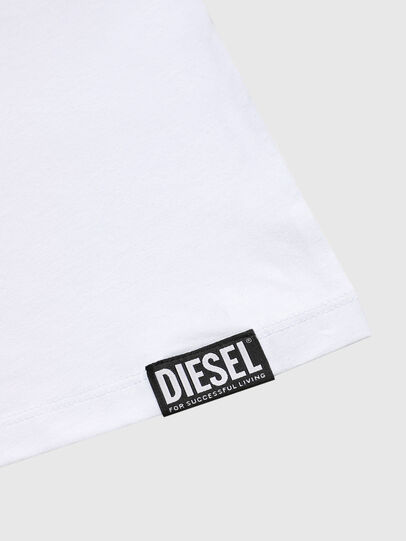 Diesel - UMTEE-MICHAEL, Blanc - Haut - Image 3