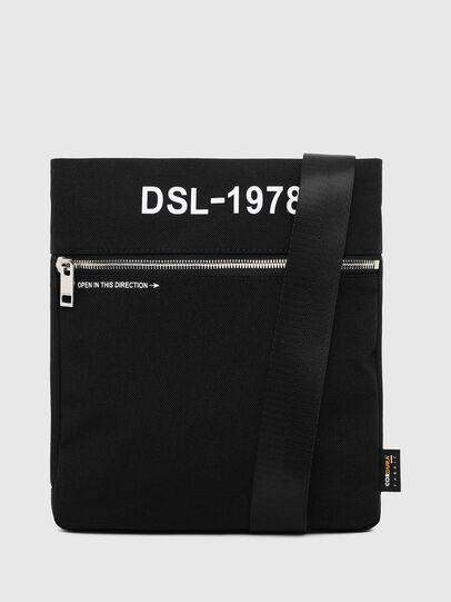 Diesel - F-URBHANITY CROSS ZP, Noir - Sacs en bandoulière - Image 2