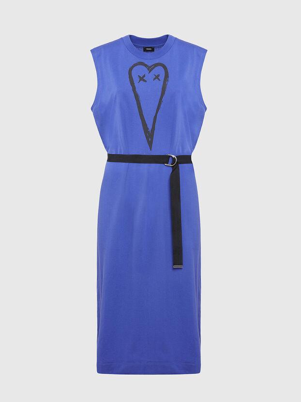 D-FAIRY, Bleu - Robes