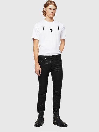 Diesel - TY-X2, Blanc - T-Shirts - Image 5