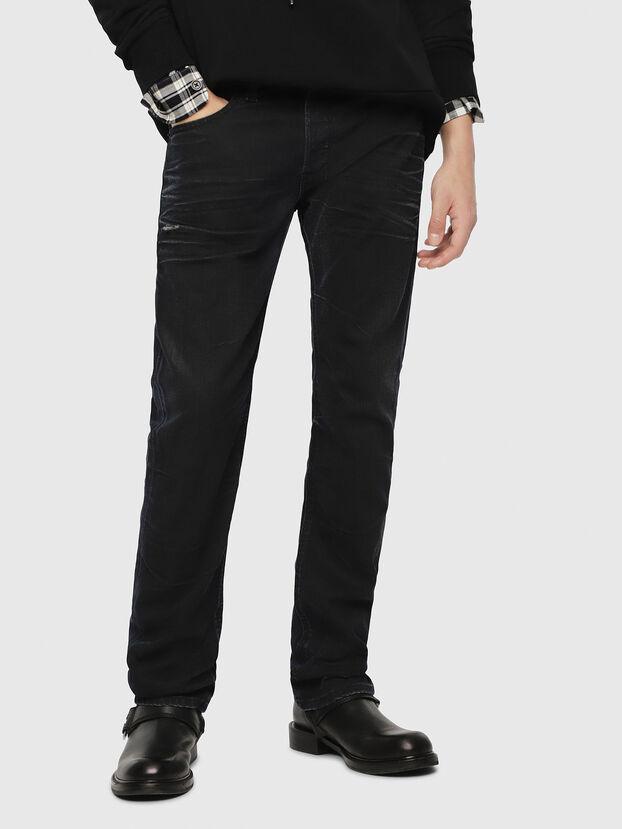 Safado C87AU, Bleu Foncé - Jeans