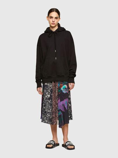 Diesel - O-KLARISSA, Black - Skirts - Image 5