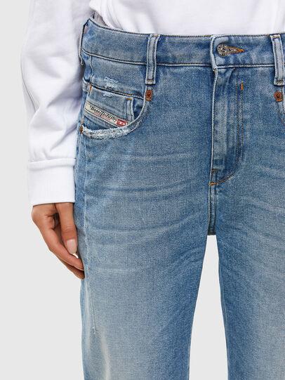 Diesel - Fayza 009EU, Bleu Clair - Jeans - Image 3