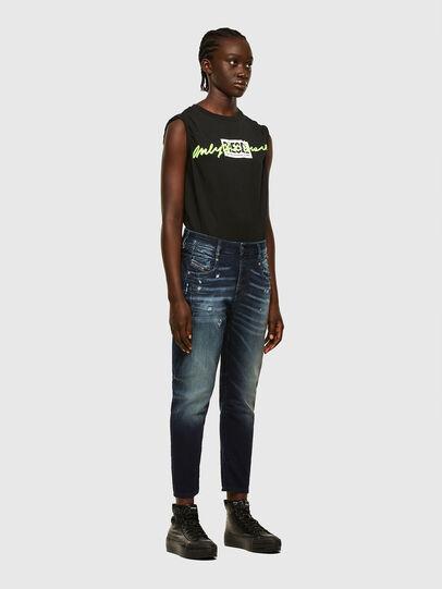 Diesel - FAYZA JoggJeans® 069PZ, Bleu Foncé - Jeans - Image 5
