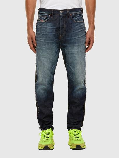 Diesel - D-Vider 009GR, Noir/Gris foncé - Jeans - Image 1
