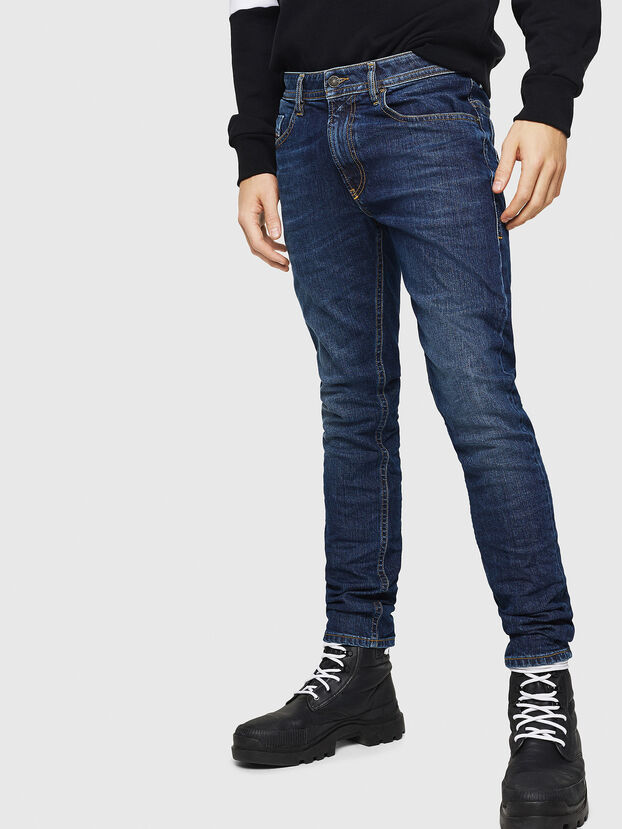 Thommer 0890E, Medium Blue - Jeans