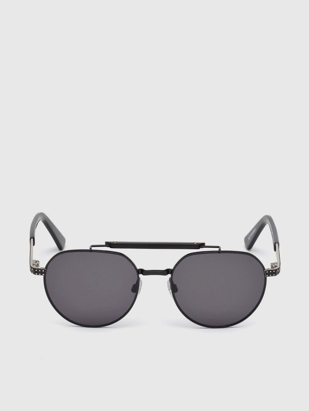 DL0239, Black - Sunglasses