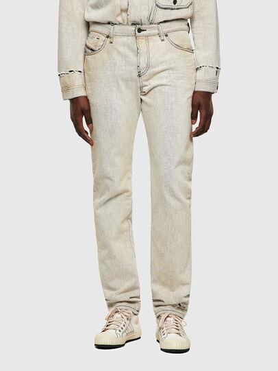 Diesel - D-Kras 09A53, Blanc - Jeans - Image 1