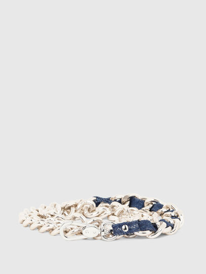 Diesel - B-CHAIN, Gold/Blue - Belts - Image 1
