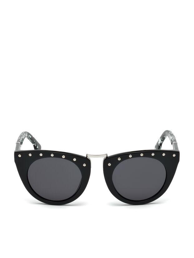 DL0211, Noir - Lunettes de soleil