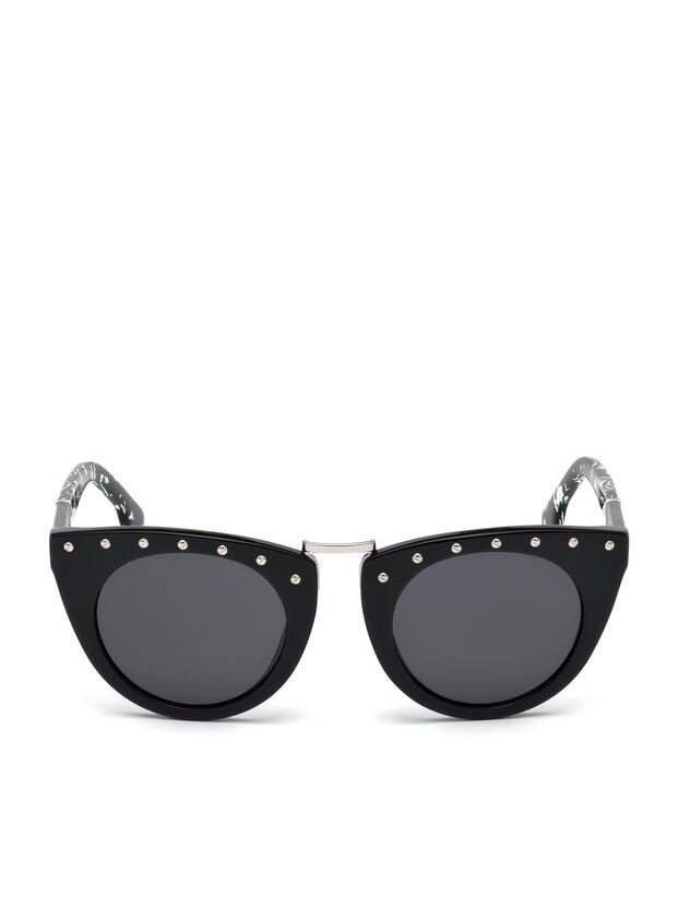 DL0211, Black - Sunglasses
