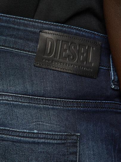 Diesel - FAYZA JoggJeans® 069PZ, Bleu Foncé - Jeans - Image 4
