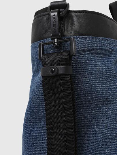 Diesel - SALZANO, Blue/Black - Shopping and Shoulder Bags - Image 4