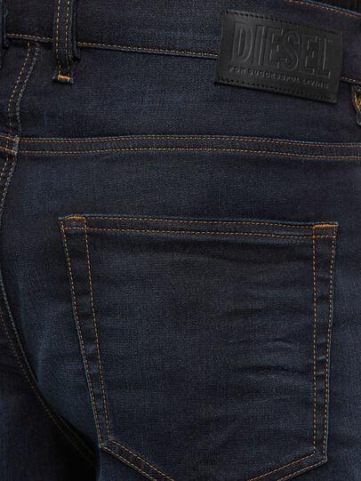 Diesel - D-Vider JoggJeans 069QF, Bleu Foncé - Jeans - Image 3