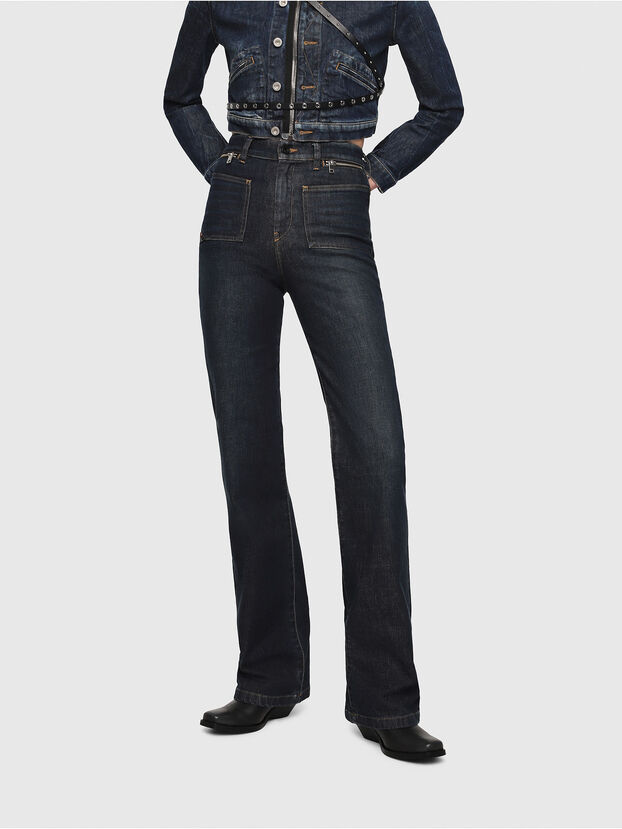 D-Pending 080AK, Dark Blue - Jeans