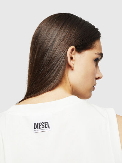 Diesel - T-HEIKASH, Blanc - Haut - Image 6