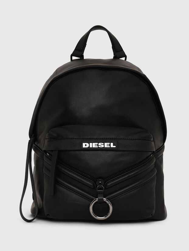 LE-ZIPPER BACKPACK, Noir - Sacs à dos