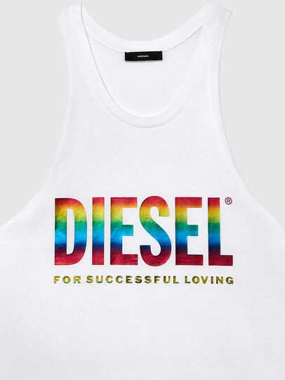 Diesel - BMOWT-LOCOARM-P, Blanc - Haut - Image 3