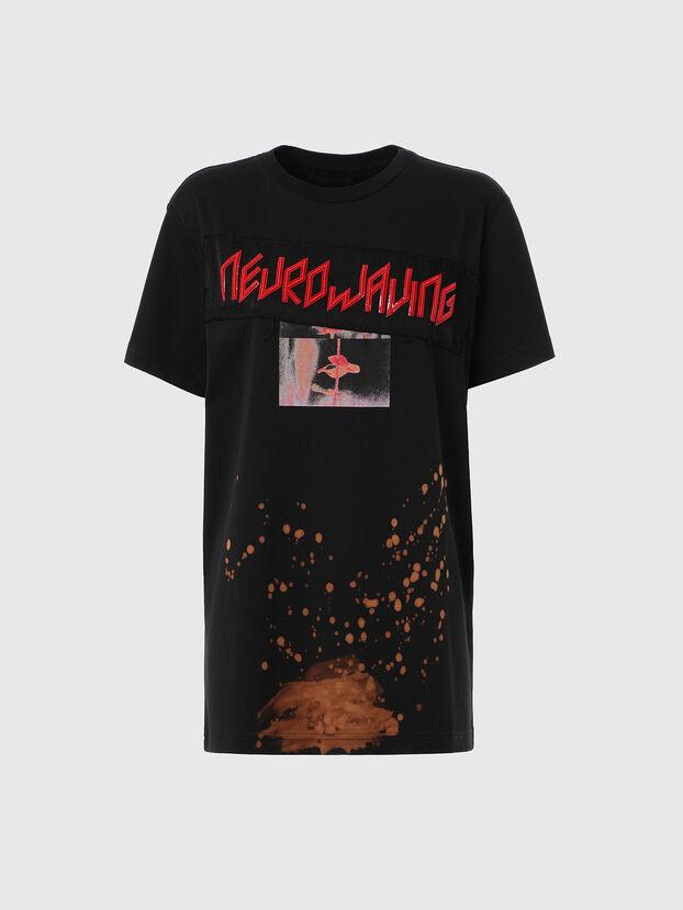 T-AIRO, Noir - T-Shirts