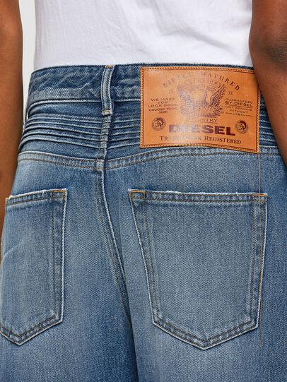 Diesel - D-Reggy 009RK, Bleu moyen - Jeans - Image 4