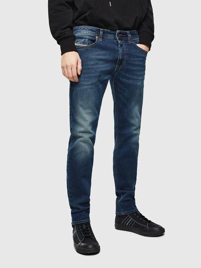 Diesel - Thommer 084BU, Bleu Foncé - Jeans - Image 1