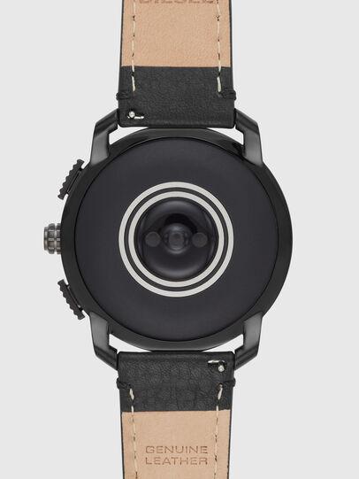 Diesel - DT2016, Black/Gold - Smartwatches - Image 4