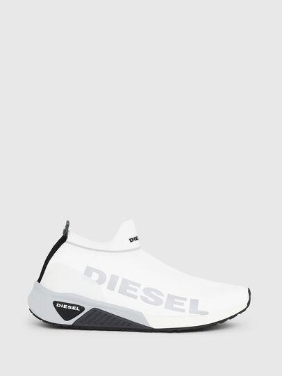 Diesel - S-KB ATHL SOCK II W, Blanc - Baskets - Image 1